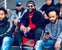 "Sjava Nominated In The BET Awards 2018 Viewers Choice ""Best International Act"" Category"