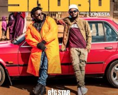 BigStar Johnson releases Sgubu ft Kwesta