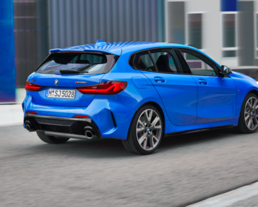Latest BMW 1 Series takes the trophy!