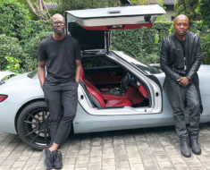 Cars South African Celebrities Are Driving In 2019