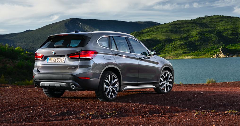Photos Of The Latest 2019 BMW X1