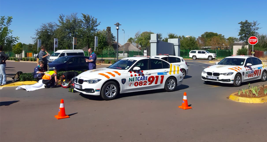 Pretoria woman critically injured after being driven over by escaping hijackers