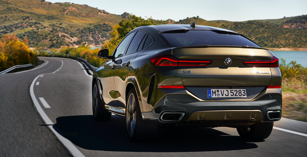 The new BMW X6 Is Here!