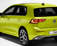 5 Must See Photos Of The Latest VW Golf