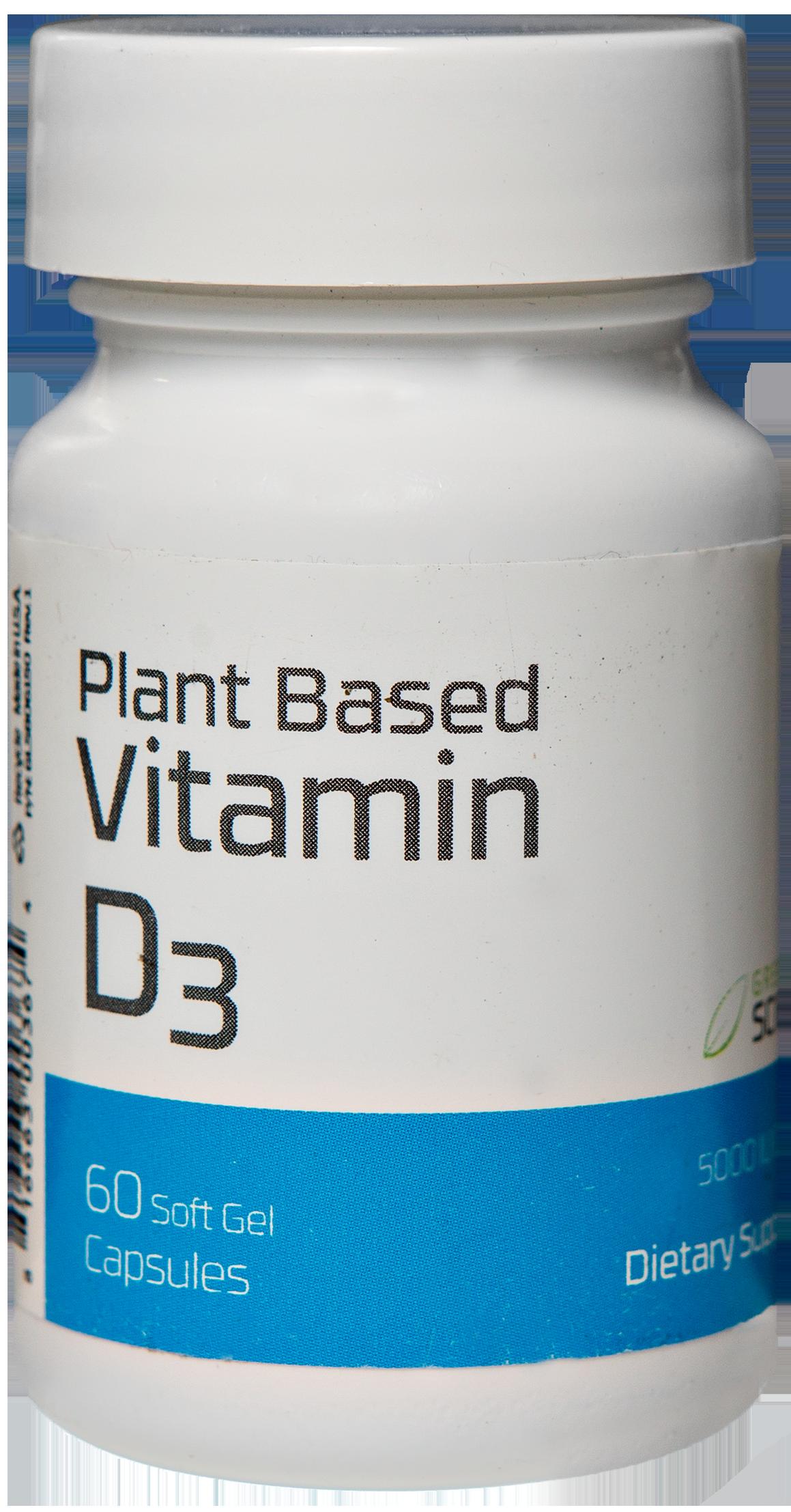 Vitamin D3 60 caps