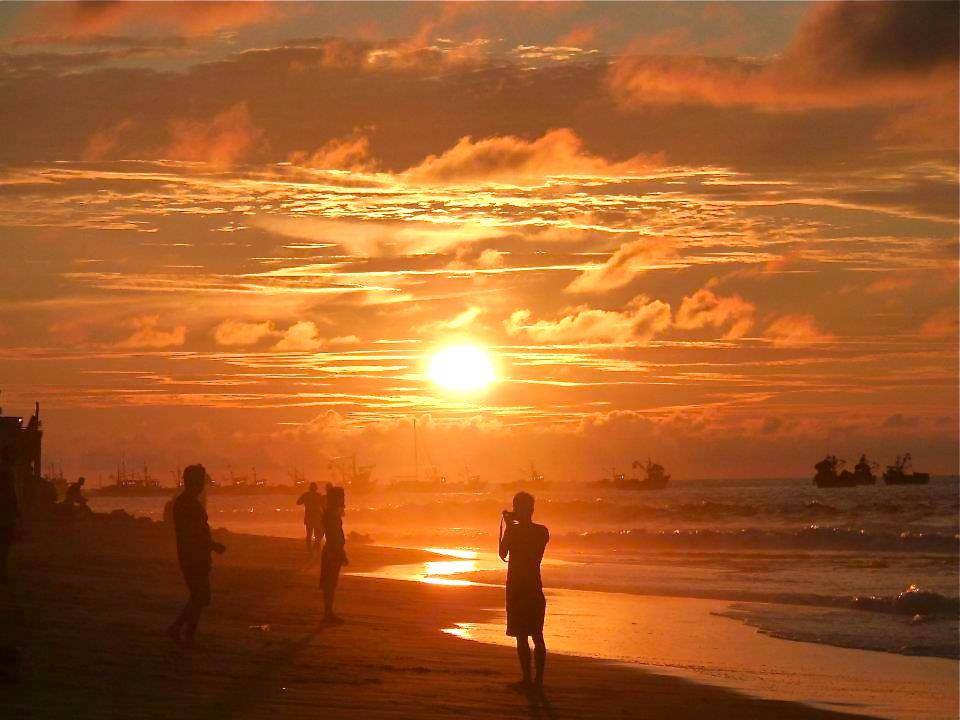 Sunset, Mancora
