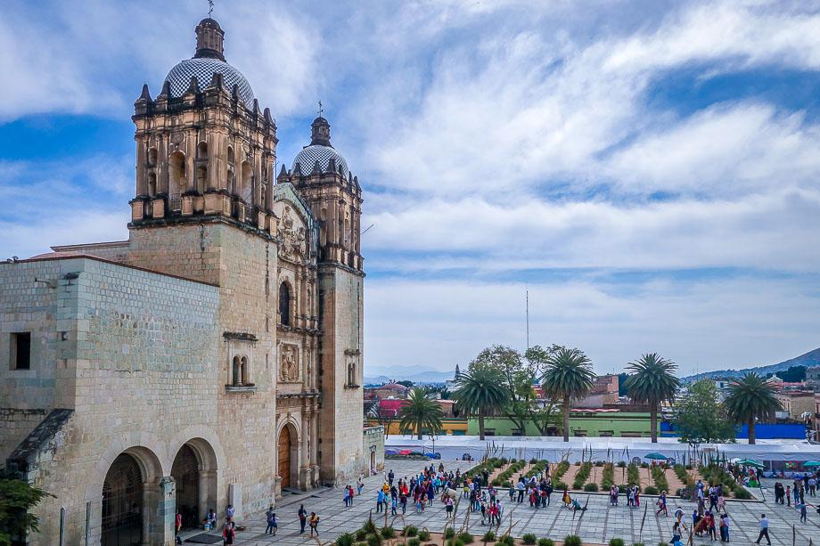 mexico-oaxaca church