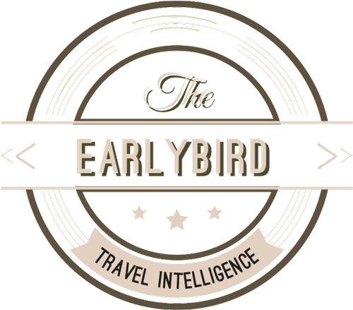 earlybird logo travel intelligence