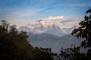 Dhaulagiri Nepal himalayas