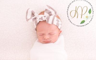 Baby session for Amilya