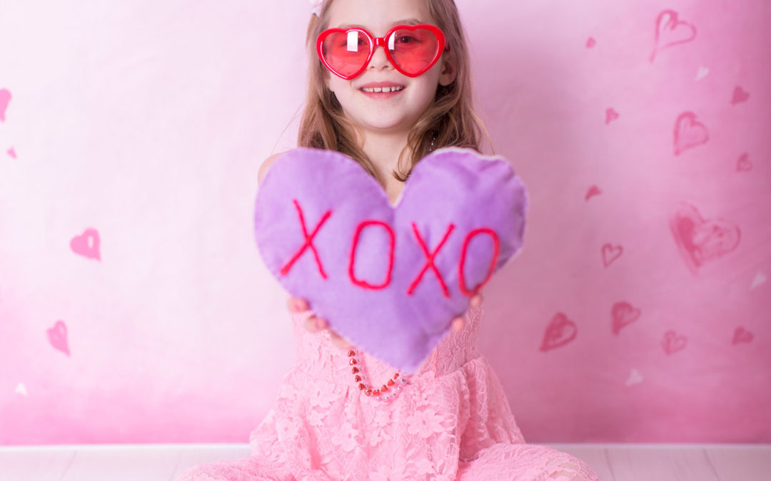Valentine's day fundraiser minis