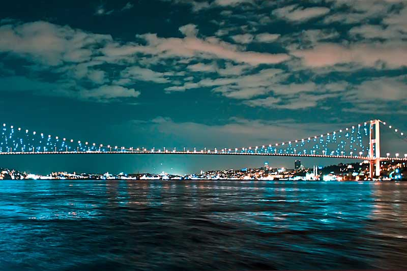 Bosphorus-Blue