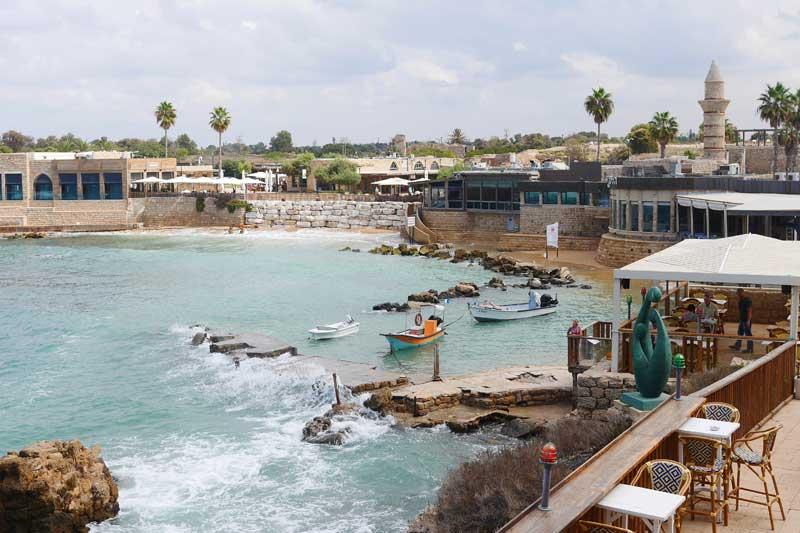Israel-Seaside