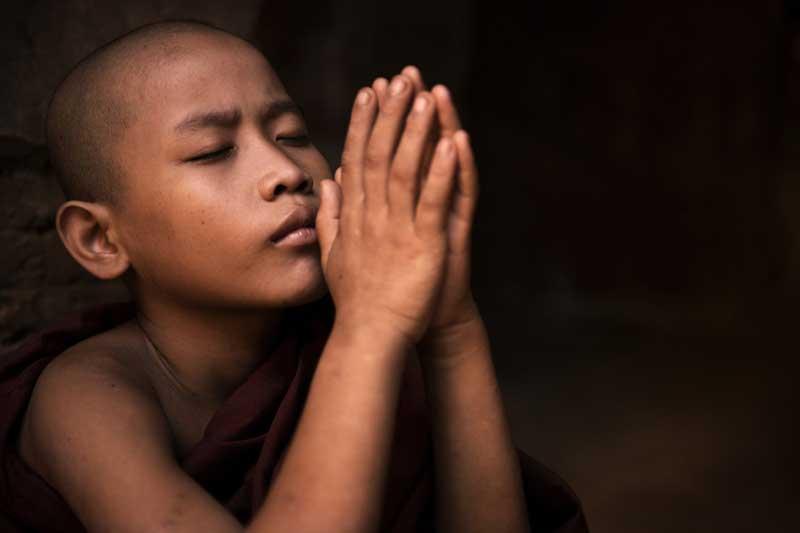 Novice-prayer