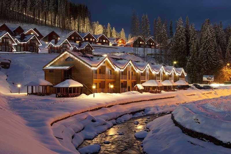 Snow-Night
