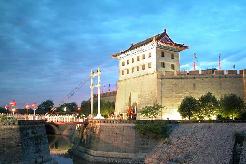 Xian-City-Wall