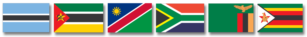 Elevation-Africa-Flags