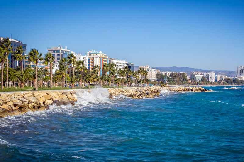 Cyprus-ocean