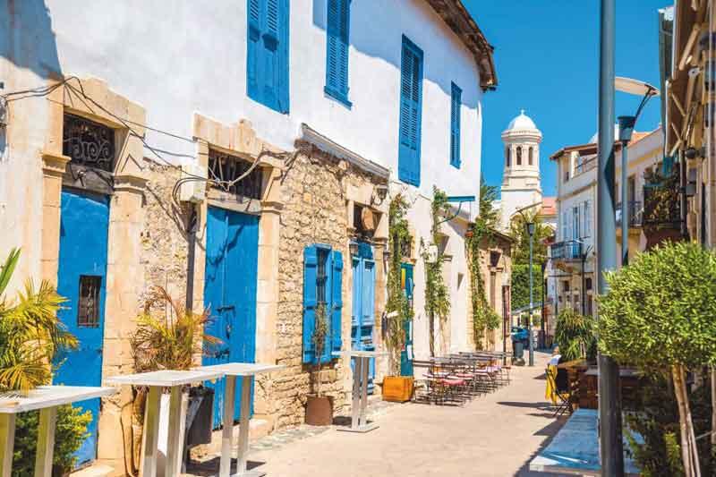 Cyprus-streetscape