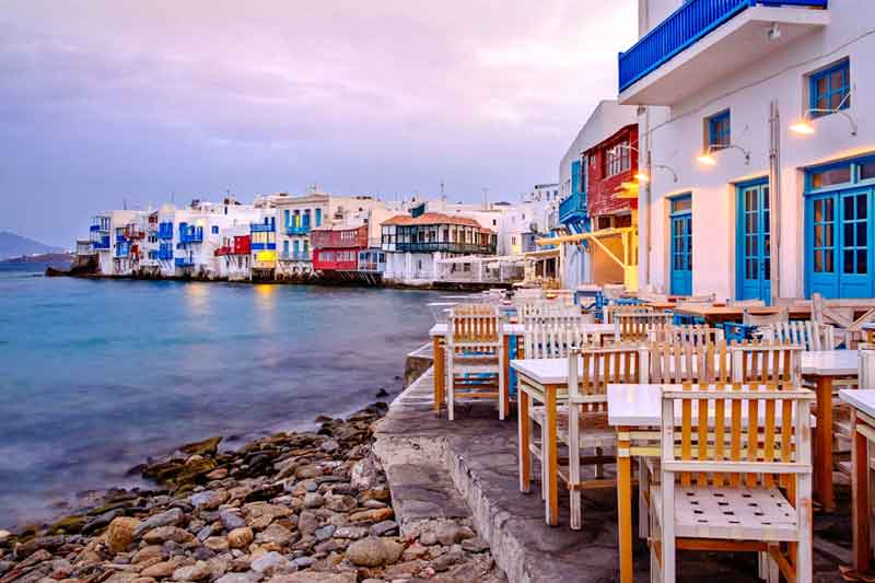 Greece-Fishing-Village