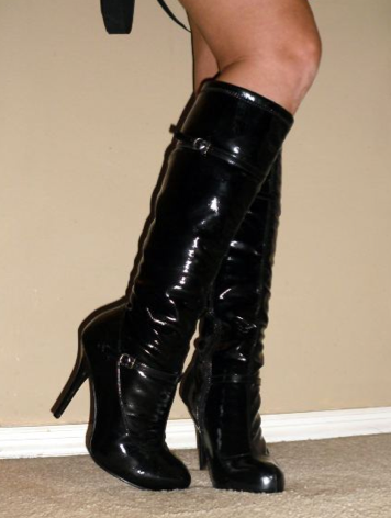 Maybe I'll wear these next time and see what happens?