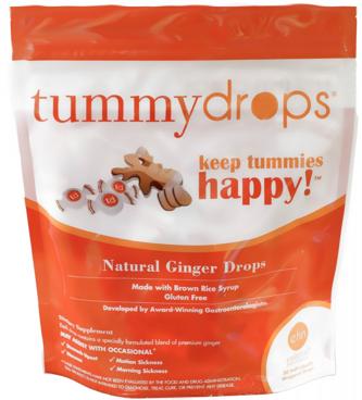 Tummydrops Natural Ginger Drops