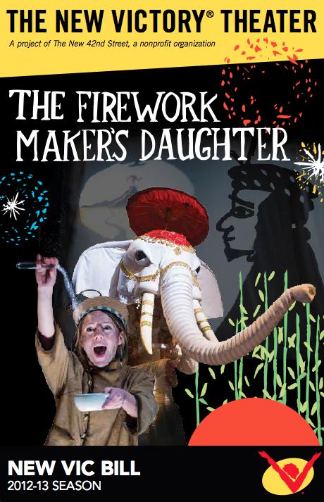 The Firework Maker's Daughter