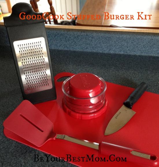 Stuffed Burger Tools