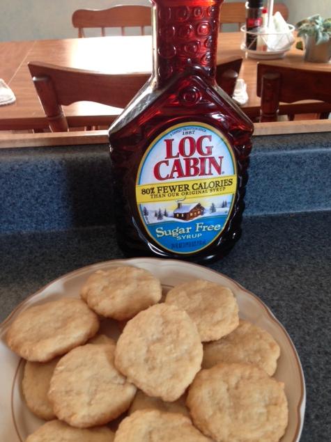Quick Shortbread Cookies