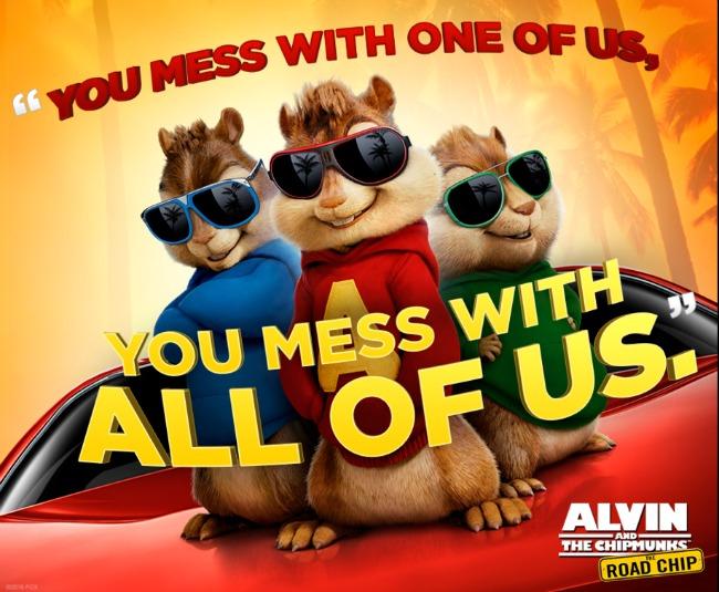 Alvin & The Chipmunks