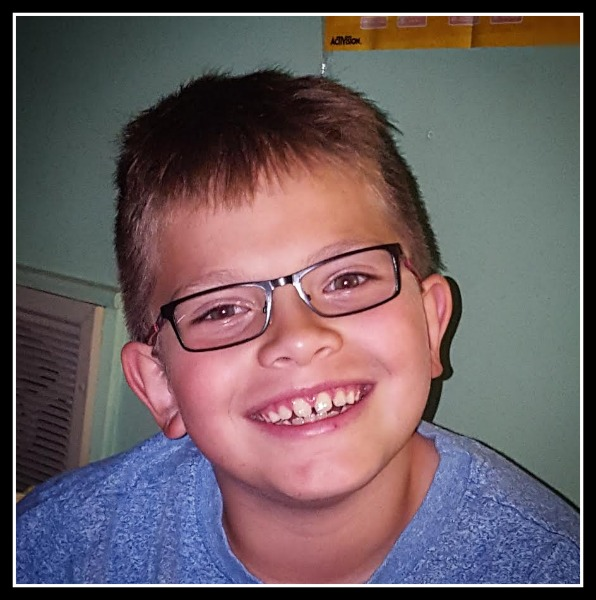 kid's glasses