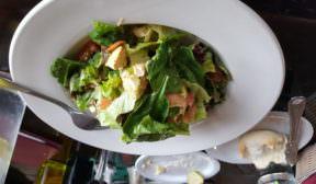 Gorgonzola chicken salad