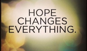 Hope Changes Everything