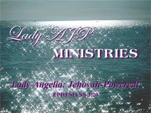 Lady AJP Ministries