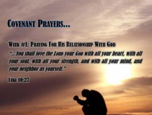 Prayer for Husbands Week 1