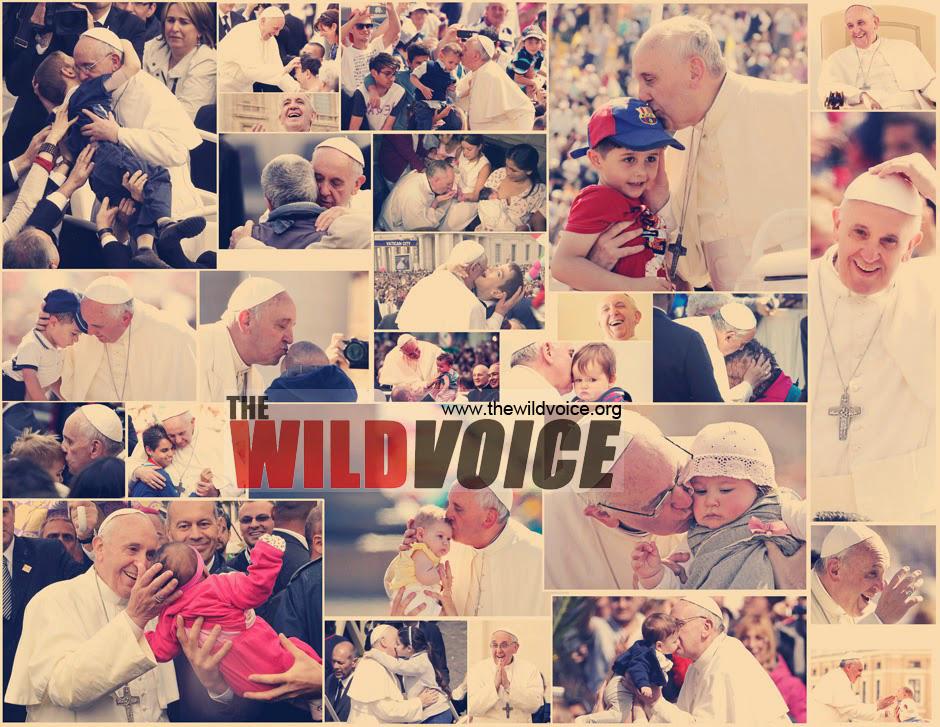 pope francis media star
