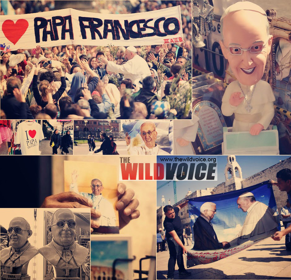 pope francis superstar