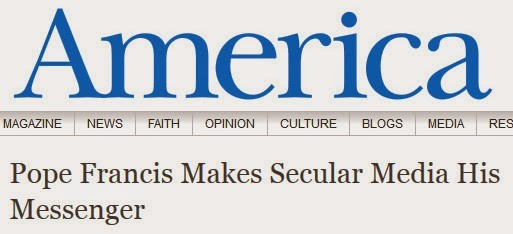 pope francis secular media