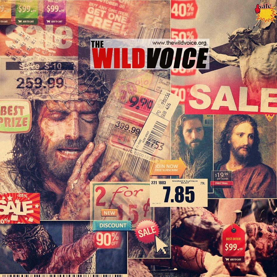 Christ for sale