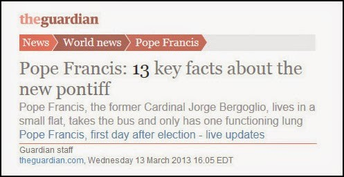 the guardian pope
