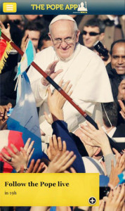 pope friend of the world