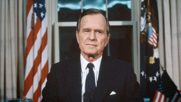 President George Bush, New World Order
