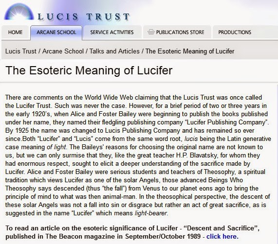 lucifer trust