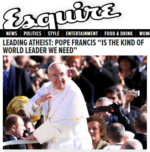 Atheist Pope Francis False Prophet
