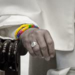 pope francis rainbow