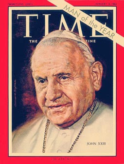 pope john time magazine