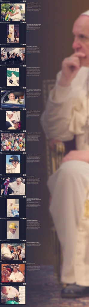 Pope Francis Huff Post