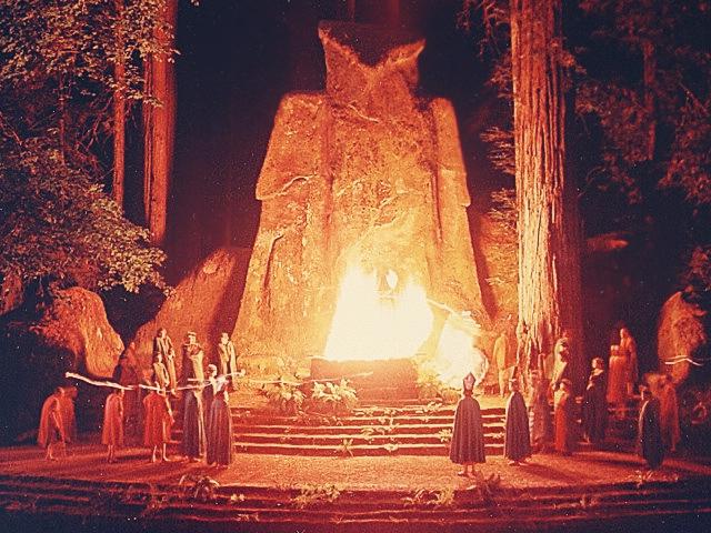 Bohemian Grove, Illuminati, The Wild Voice, Satan, Isis, Club, NWO