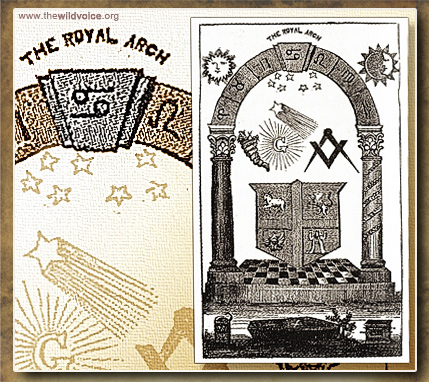 Royal Arch, 69, cancer, False Prophet, New World Pope, pope Francis, Jorge Mario Bergoglio, Maria Divine Mercy, The Wild Voice, Illuminati, Jesuits, Catholic Church, Satan, Freemasons, Freemasonry, numerology, lodge