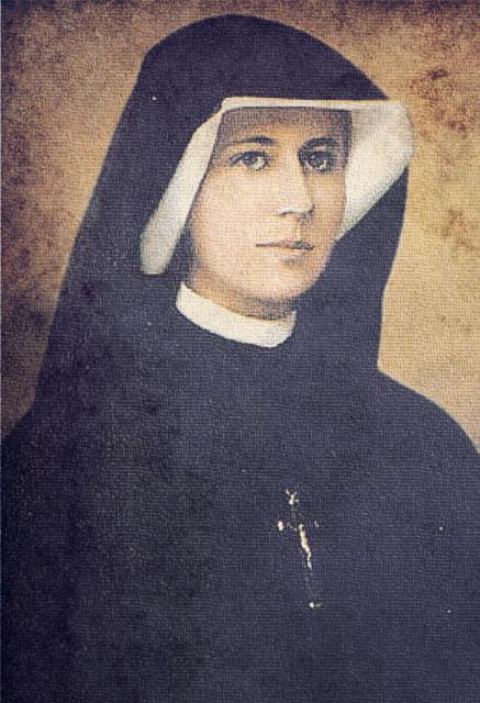 Sister, Faustina, Kowalska, nun, Catholic, visions, of, Hell, saint, Divine, Mery, Chaplet, Maria